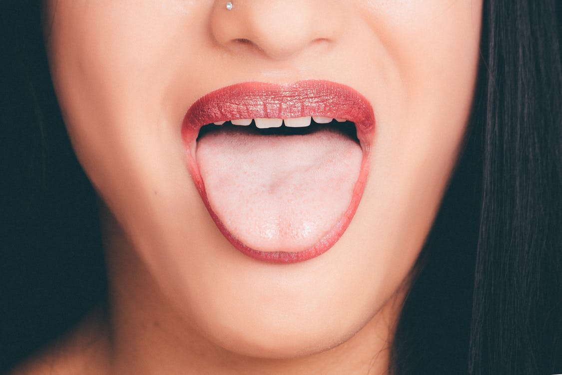 healthy tongue