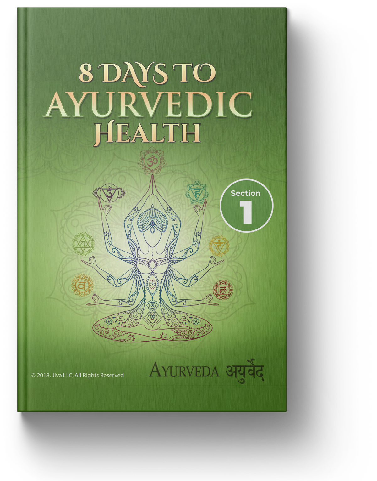 Ayurveda is a profound science of health and healing. Many of it's principals and practices are quite simple and can be easily integrated into everyone's daily lives. 8 Days To Ayurvedic Health is a basic introduction to some of the fundamental principles of Ayurveda, led by Jiva Botanicals.